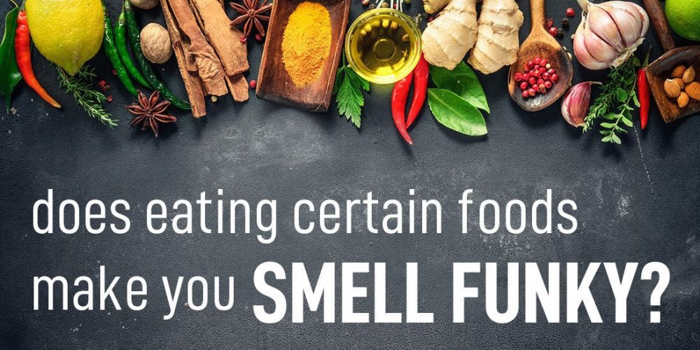 Top 9 Foods that Improve Body Odour – especially during summer in Greece
