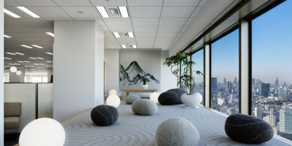 7 Easy Ways to Create a Zen Office Space
