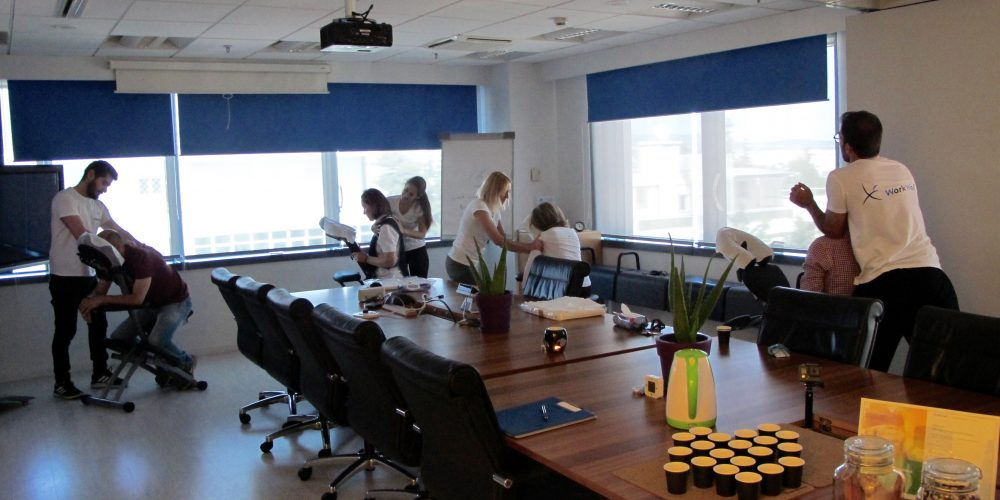 Is a Workplace Massage Program Right for your Office?