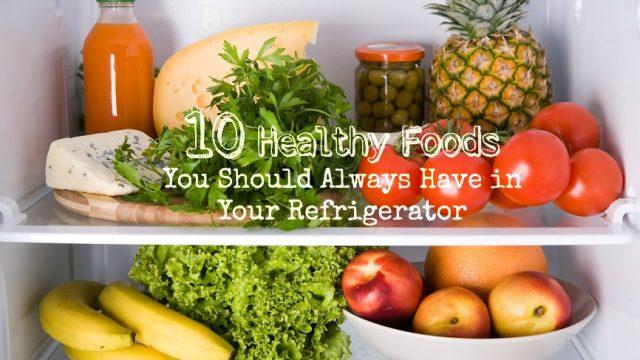 Ο Δεκάλογος της Υγιεινής Διατροφής
